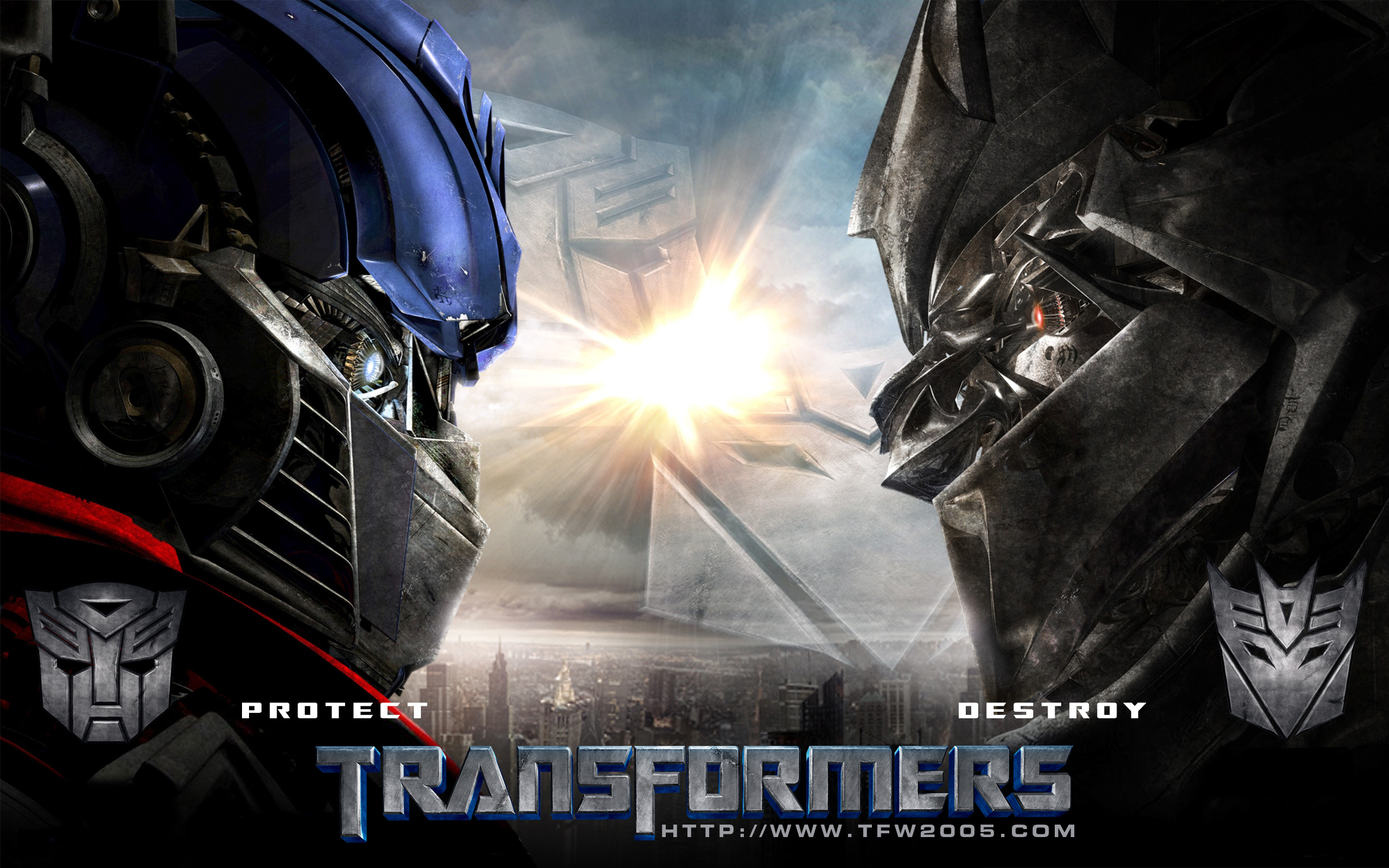 Transformers 2007 Movie review | Roosevelt Says